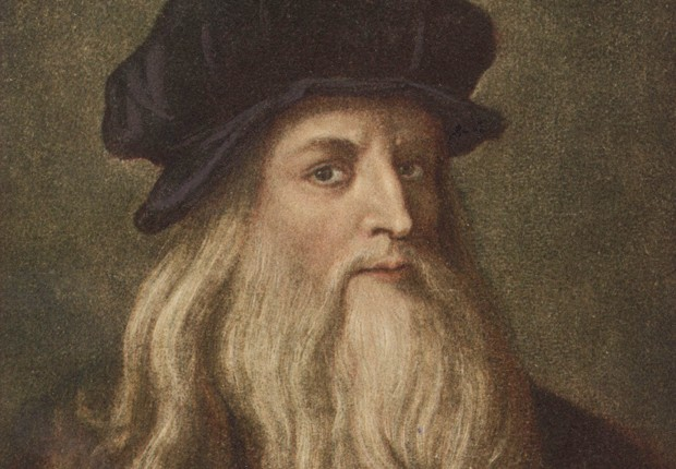 Leonardo da Vinci, funcionário do mês, te julga